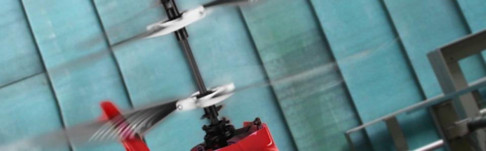 Débuter avec un hélico bi rotor?