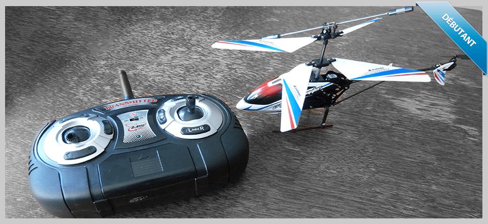 Test d'un petit birotor d'intérieur : l'helicox 6029