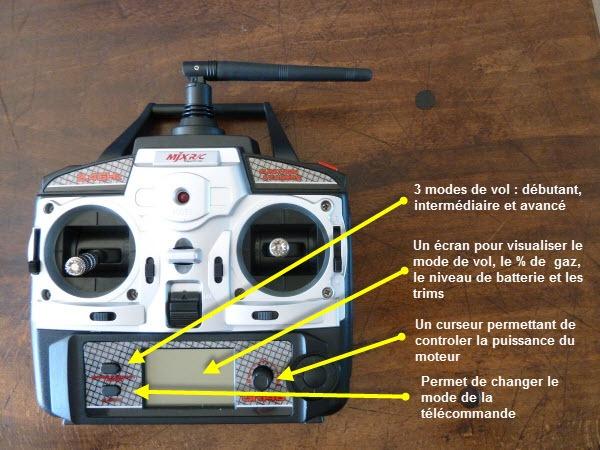 detail radio MJX F47